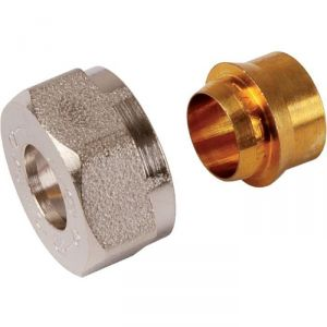 Adaptateur cuivre pour collecteur - Ø 14 mm - Comap