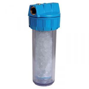 Filtre anti-calcaire aux polyphosphates - Sélection Cazabox