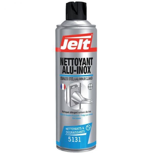 Nettoyant alu-inox - 650 ml - Jelt