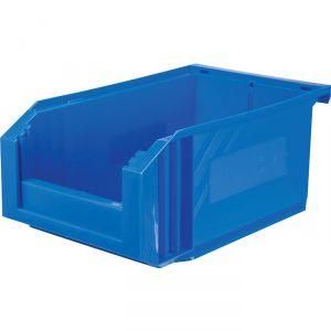 Bac bleu empilable - 8 L - Novap