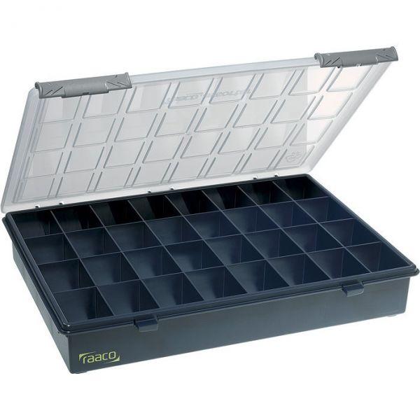 Boîte de rangement 32 cases - Raaco
