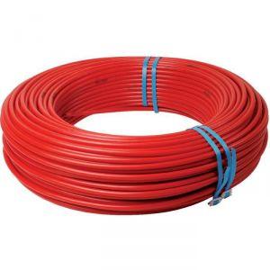 Tube PER nu rouge - Ø 12 x 10 mm - 240 m - PB tub