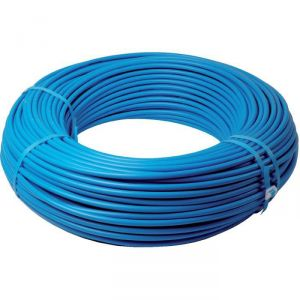 Tube PER nu bleu - Ø 12 x 10 mm - 240 m - PB tub