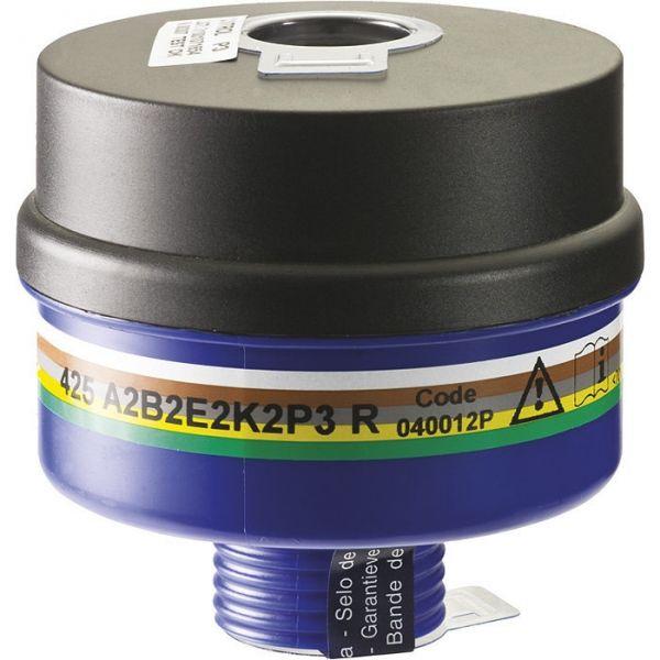 Cartouche filtrante pour masque panoramique - classe A2 B2 E2K 2P3 - Sup Air
