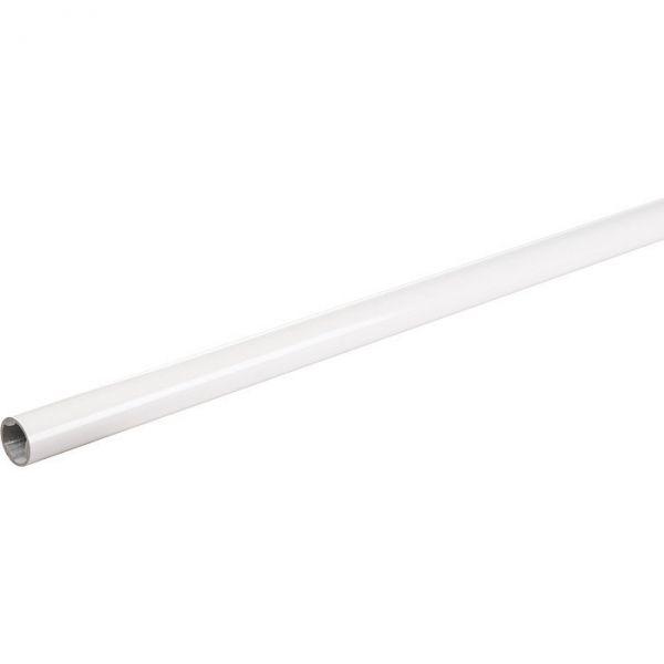 Tube pour poignée de tirage DIVA 10 - Blanc - 2000 mm - La croisée DS