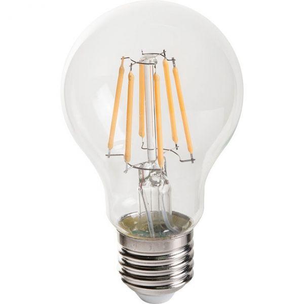 Lampe LED Standard à filament - E27 - 3,7 W - Dhome