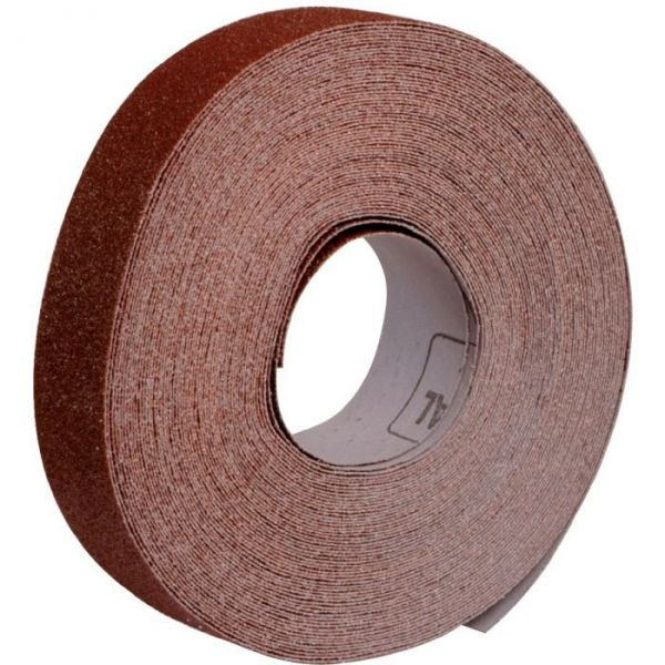 Abrasif d'atelier en rouleau - Grain 100 - SIA Abrasives