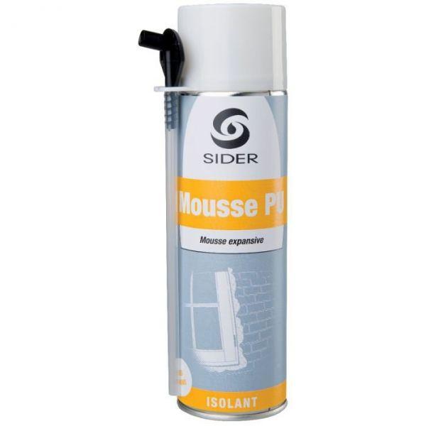 Mousse PU - 500 ml - Lot de 12 - Sélection Cazabox