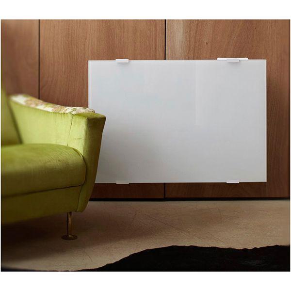 Radiateur horizontal CAMPAVER SELECT 3.0 (blanc) - 1500 W - Campa
