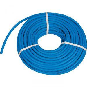 Tuyaux caoutchouc bleu (oxygène) - Ø 6,3 mm - 20 m - GCE