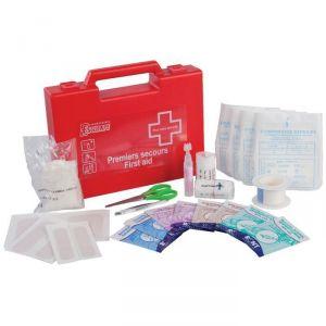 Coffret premiers soins 2 personnes - Laboratoires Esculape