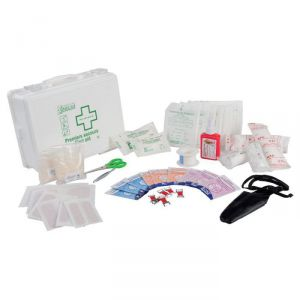 Coffret premiers soins 6/8 personnes - Laboratoires Esculape