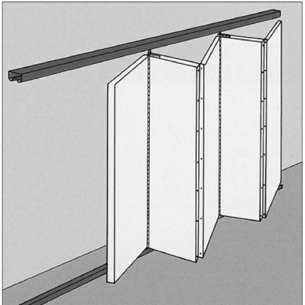 Platine De Garniture Serie 590 000 Porte Accordeon Rob Cazabox