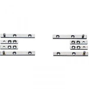 Pivot de porte de meuble droit acier étiré - 70 x 9 mm - Devismes