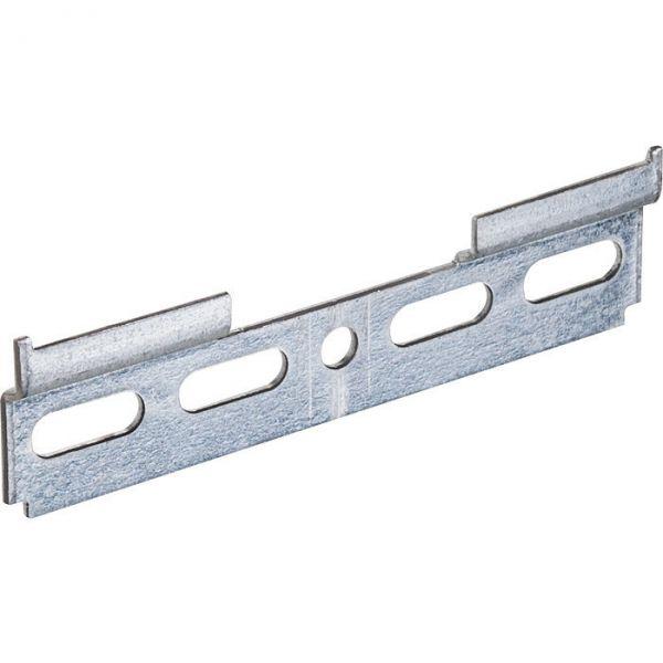 Plaque de suspension acier à visser - Häfele