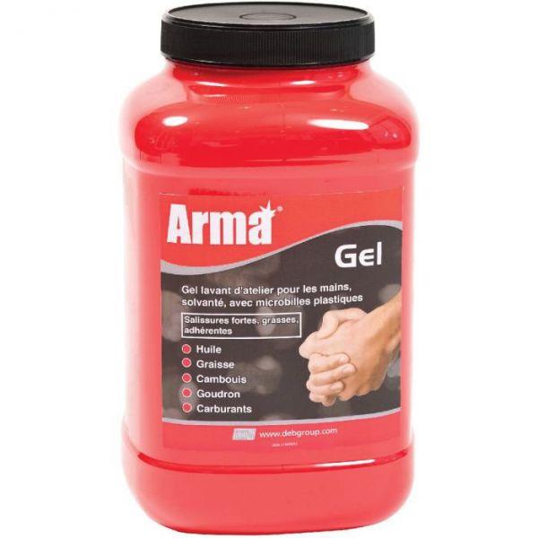 Arma gel - Pompe + 4,5 L - Arma
