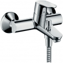 Mitigeur bain douche - 2 vitesses - Focus E2 - Hansgrohe