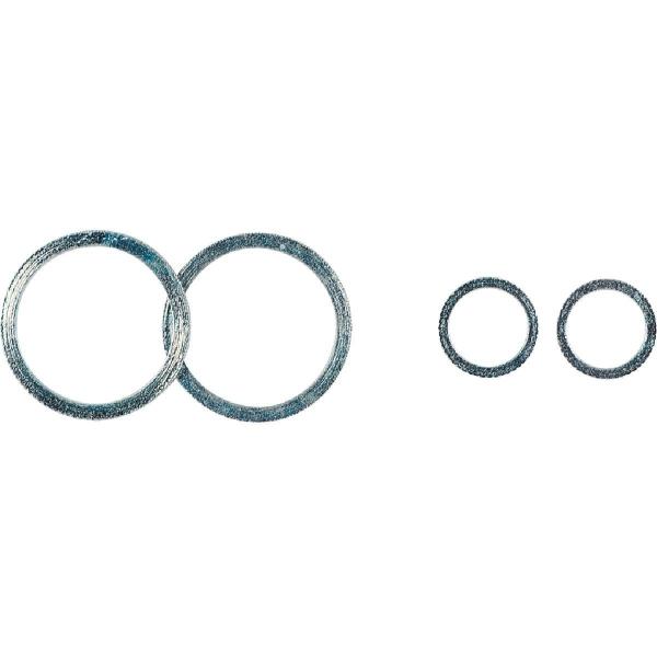Bagues de réglage métal - Lame de scies circulaires - Ø 30 x 16 mm - Vendu par 2 - SCID
