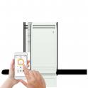 Radiateur vertical MILLENIUM SMART ECOcontrol - 1500 W - Noirot