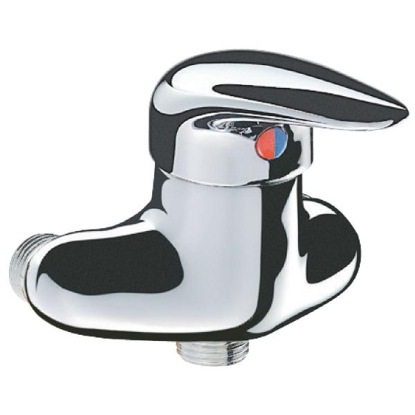 Mitigeur de douche - Entraxes 60 à 80 mm - Delabie