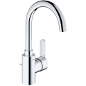 Mitigeur lavabo bec haut - Taille L - Eurostyle Cosmopolitan - Grohe