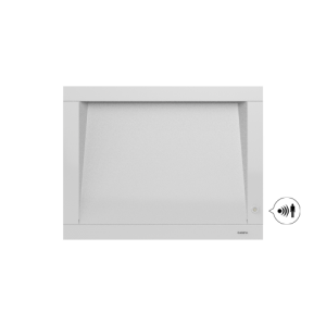 Radiateur à inertie sèche acier - Horizontal - RAVIL 3.0 Smart ECOcontrol®  - 1250 W - Campa