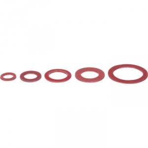 Assortiment de joints fibres - Sachet de 100 pièces - Sélection Cazabox