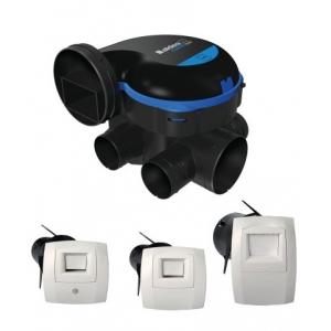 Kit VMC hygro-réglable - EasyHOME® HYGRO Premium MW ELEC - Aldes