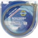 """Flexible gaz natuel durée de vie illimitée - FF 1/2"""" - 125 cm - Eurogaz"""