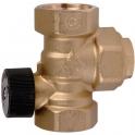 Clapet anti-thermosiphon laiton - 40X49 - Oventrop