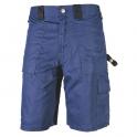 Short bleu marine - Grafter Duo Tone 210 - Taille 40 - Dickies