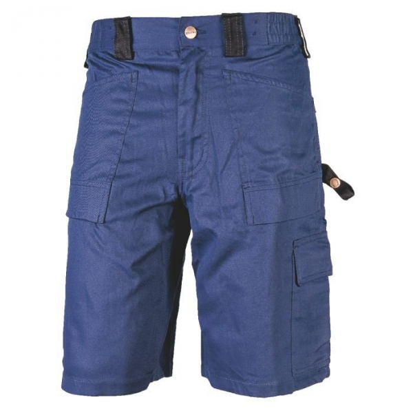 Short bleu marine - Grafter Duo Tone 210 - Taille 50 - Dickies