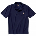 Polo bleu marine - Contractor's - Taille L - Carhartt