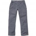 Pantalon de travail gris classique - EB136 - Taille 42 - Carhartt