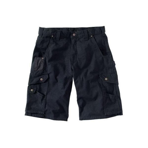 Short noir - Cargo B357 - Taille 50 - Carhartt