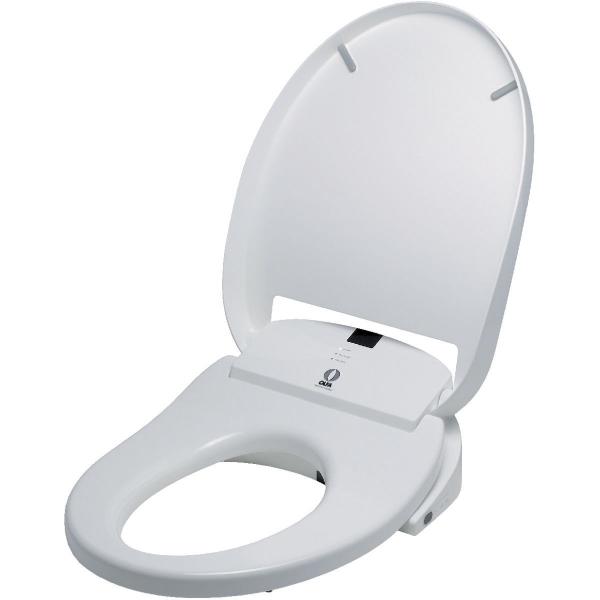 abattant wc blanc lectronique aseo plus olfa cazabox. Black Bedroom Furniture Sets. Home Design Ideas