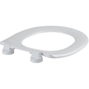 Abattant WC Blanc simple - Spot santé - Dubourgel