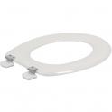 Abattant WC Blanc simple - Olfa