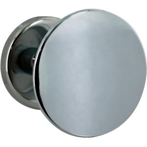 Porte-peignoir inox poli brillant - 1 tête - Delabie