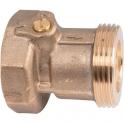 Clapet anti-thermosiphon droit - 50/60 - Oventrop