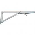Console en acier ekmatic pliante - 400 mm - Jardinier massard