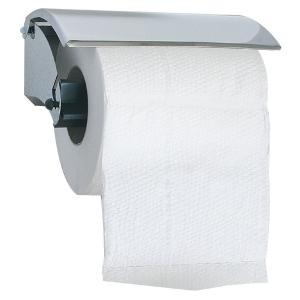 Distributeur papier WC - acier inoxydable - Godonnier