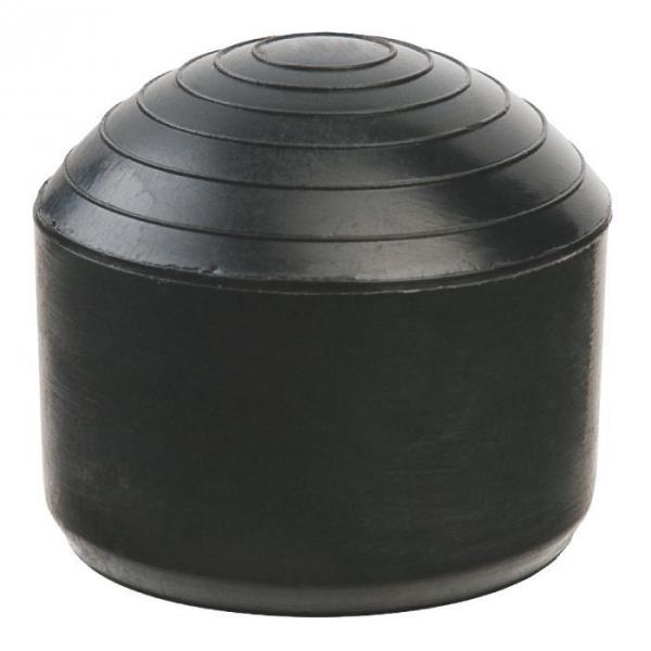 Embout en polyéthylène noir - Ø18 - Guitel Point M