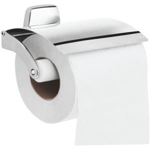 Distributeur papier WC - chromé - Inda