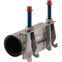 Collier de réparation double tirant - 67X74 - Gebo