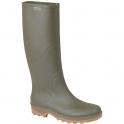Botte PVC kaki - Bicross - 41 (Pointure) - Baudou