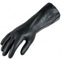 Gant néoprène noir - La paire - Taille 8 - Eurotechnique