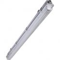 Plafonnier étanche fluorescent G13 T8 - 1x36w ip65 - Dhome