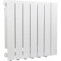 Radiateur horizontal chaleur douce blanc - 1250 W - Accessio DIG2 - Atlantic