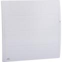 Radiateur horizontal chaleur douce blanc - 1000 W - ADEOS Smart Ecocontrol - Airelec